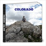 Colorado 2010 - 8x8 Photo Book (20 pages)