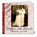 Wedding Album for Parents - 8x8 Photo Book (20 pages)