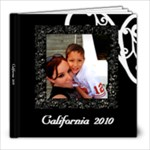 Cali - 8x8 Photo Book (20 pages)