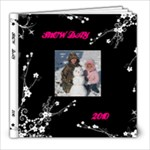Snow Day 2010 - 8x8 Photo Book (39 pages)