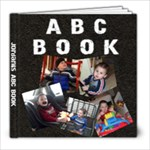 Jordans ABC book - 8x8 Photo Book (20 pages)