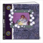 alexis turns 2 - 8x8 Photo Book (20 pages)
