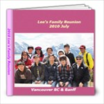 Vancouver BC 2010 - 8x8 Photo Book (100 pages)
