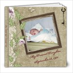 My Sweet  Daughter - 8x8 Photo Book (39 pages)