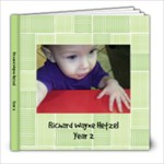 Year 2 - 8x8 Photo Book (39 pages)