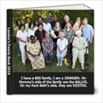 Landon s Relatives 2010 - 8x8 Photo Book (20 pages)