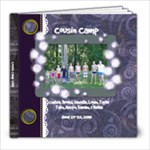 Cousin Camp Book - 8x8 Photo Book (20 pages)