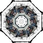 BatMobile Umbrella - Folding Umbrella