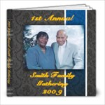 Legacy of C & B Smith - 8x8 Photo Book (20 pages)