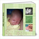 richie 1st year - 8x8 Photo Book (39 pages)