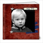 Jeffrey - 8x8 Photo Book (20 pages)
