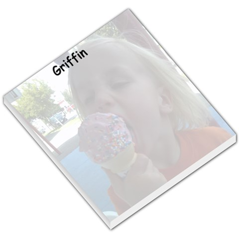 Griffin s Notepad By Kim Thomas   Small Memo Pads   Cpmv7setewfp   Www Artscow Com