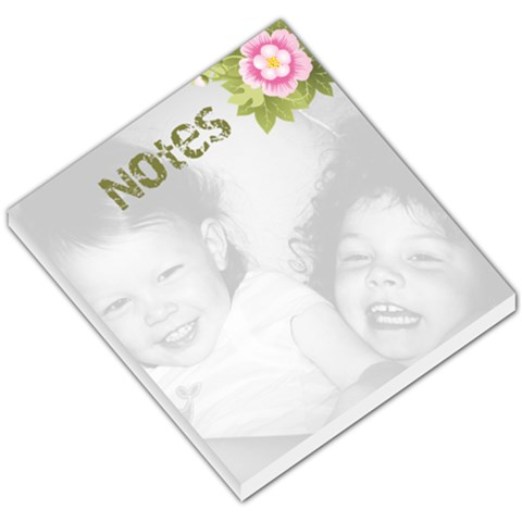 Notepad By Sandy   Small Memo Pads   55j24mudwcpa   Www Artscow Com