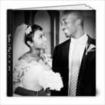 dAG&cYNWEDDINGALBUM - 8x8 Photo Book (20 pages)