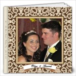 wedding - 12x12 Photo Book (40 pages)