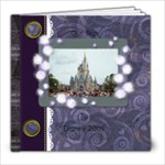 Trip to Disney 2009 - 8x8 Photo Book (39 pages)