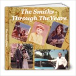 Smiths - The Early Years 20 - 8x8 Photo Book (20 pages)
