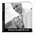 Amy Engagement - 8x8 Photo Book (20 pages)