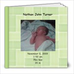 nathans - 8x8 Photo Book (20 pages)