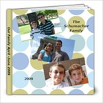 family photo book 1 2009 - 8x8 Photo Book (39 pages)