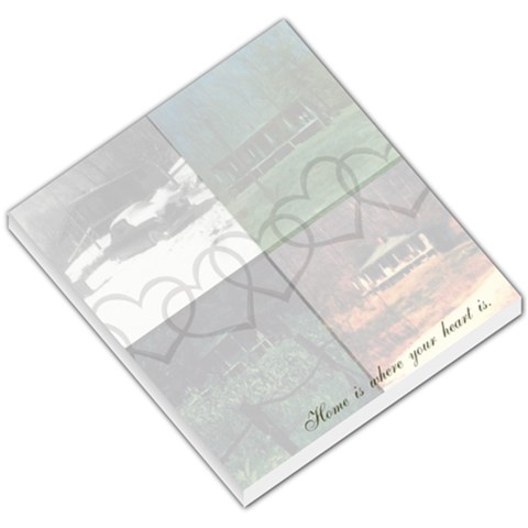 Note Pad For Reunion By Anna Marie   Small Memo Pads   Gf79srdlhpmt   Www Artscow Com