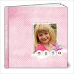 Anya s birthday book - 8x8 Photo Book (39 pages)