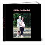 Whitney & Chris - 8x8 Photo Book (20 pages)