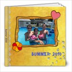 Summer 2010 - 8x8 Photo Book (20 pages)