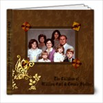 Children of Earl and Connie Shelley - 8x8 Photo Book (20 pages)