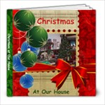 Christmas - 8x8 Photo Book (20 pages)