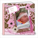 Baby Book - 8x8 Photo Book (30 pages)