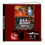 Nate s Football 08 - 8x8 Photo Book (20 pages)