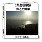 California Vacation - 8x8 Photo Book (20 pages)