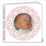 Baby Cat Roses - 8x8 Photo Book (20 pages)