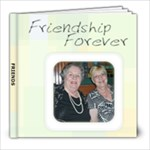 FRIENDS - 8x8 Photo Book (30 pages)