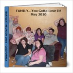 CA 2010 Reunion - 8x8 Photo Book (20 pages)