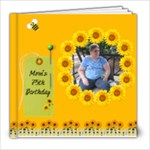 mom 75th bday - 8x8 Photo Book (20 pages)