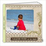 Sanibel Island 2010 - 8x8 Photo Book (20 pages)