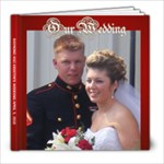 RAYMONDS WEDDING - 8x8 Photo Book (39 pages)