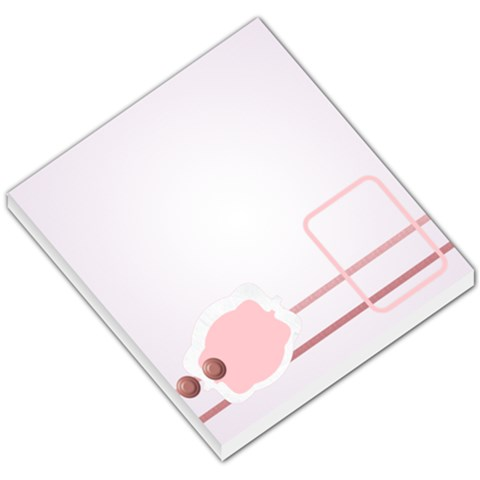 Pink By Joely   Small Memo Pads   9y6ljunnks0q   Www Artscow Com