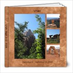 Utah - 8x8 Photo Book (20 pages)