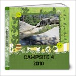 campsite 4 - 8x8 Photo Book (30 pages)