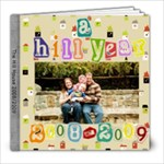 ahillyear2008-2009 - 8x8 Photo Book (20 pages)