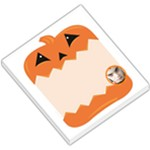 Halloween Orange Pumpkin - Small Memo Pads