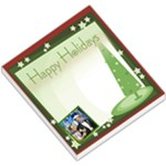 Happy Holidays Christmas Tree - Small Memo Pads