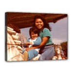 mom & me canvas - Canvas 16  x 12  (Stretched)