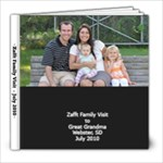ND/SD trip - zafft copy - 8x8 Photo Book (20 pages)