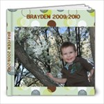 Brayden 2009/2010 - 8x8 Photo Book (39 pages)