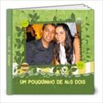 Nossa história virou livro  - 8x8 Photo Book (20 pages)