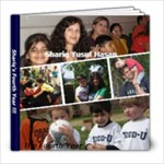 Shariq s Fourth Year - 8x8 Photo Book (39 pages)
